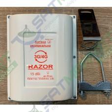 "Антенна 2G/3G/4G(LTE) ""Razor"" 1700-2200 МГц (15 дБ)"