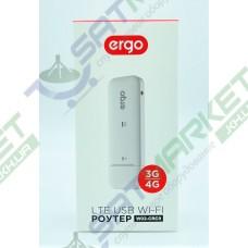 3G/4G+ модем Wi-Fi роутер USB ERGO W02-CRC9 White