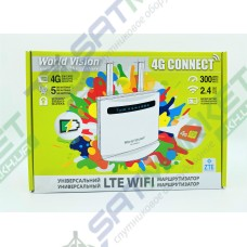 World Vision 4G Connect