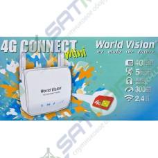 World Vision 4G CONNECT MINI Роутер