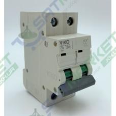 Автоматический выключатель (2p, 16А) Viko 4VTB-2C16