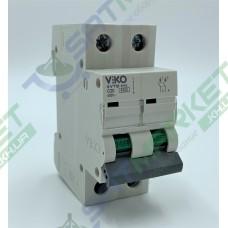 Автоматический выключатель (2p, 20А) Viko 4VTB-2C20
