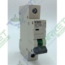 Автоматический выключатель Viko 4VTB-1C20 (1p, 20А)