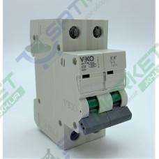 Автоматический выключатель (2p, 32А) Viko 4VTB-2C32