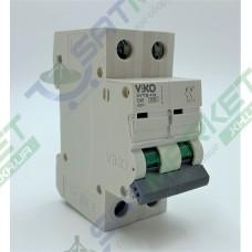 Автоматический выключатель (2p, 40А) Viko 4VTB-2C40