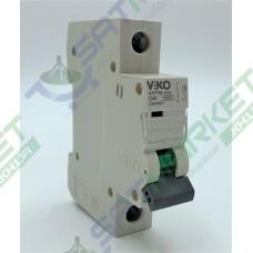 Автоматический выключатель (1p, 40А) Viko 4VTB-1C40