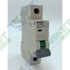 Автоматический выключатель (1p, 63А) Viko 4VTB-1C63