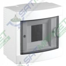 Бокс внутренний 4-х модульный белый Viko Lotus 90912004