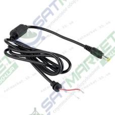 DC кабель для Б/П 2,5х0,7мм