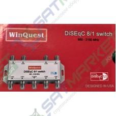 DiSEqC 8x1 WinQuest GD-81A