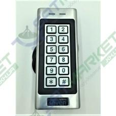 Контролер + зчитувач з кодовою клавіатурою Seven CR-775S