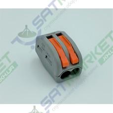Клеммы быстрого монтажа PCT-212 2-pin