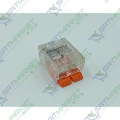 Клеммы быстрого монтажа PCT-412 2-pin
