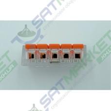 Клеммы быстрого монтажа PCT-415 5-pin