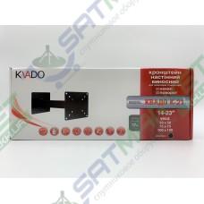 Крепление ТВ Квадо К-21 100-270mm VESA 50x50, 75x75, 100x100