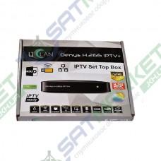 Мультимедийная приставка uClan DENIS Н265 IPTV +