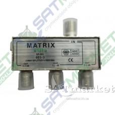 Splitter 3-WAY MATRIX SP-003