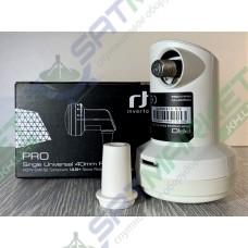 LNB1x (Inverto Universal Single LNB PRO (IDLO-SNS411OOPRO-OPN))