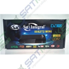 Sat-Integral 5052 T2 MINI цифровой эфирный DVB-T2 ресивер