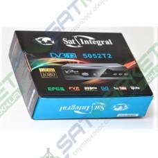 Sat-Integral 5052 T2 цифровой эфирный DVB-T2 ресивер