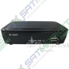 Q-SAT Q120 цифровой эфирный DVB-T2 ресивер