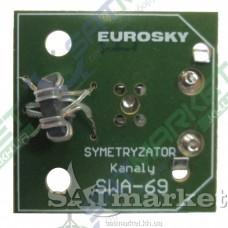 Симметризатор плата согласования Eurosky SWA-69
