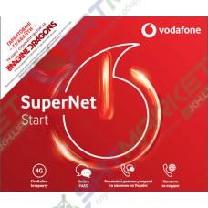 Стартовий пакет VODAFONE Super net 4G Start
