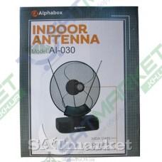 Антенна T2 комнатная ALPHABOX AL-030