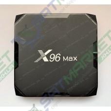 X96 Max TV BOX (Android 8.1, Amlogic S905X2, 2/16GB/3м)
