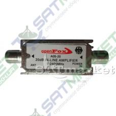 Спутниковый усилитель сигнала OpenFox A05-20 20dB