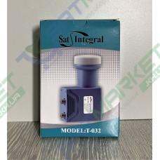 LNB2x (Sat-Integral T-032 Twin)