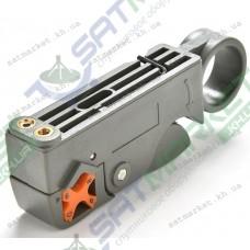 Стриппер универсальный для снятия изоляции RG-58/RG-59RG-62 (502020)