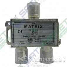 Splitter 2-WAY MATRIX SP-002