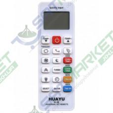 Пульт ДУ универсальный для кондиционера HUAYU K-2E (5000 кодов)