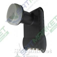 LNB4x Circ Inverto Quad High-Band Circular BLACK Pro (IDLB-QUDR41-H1075-OPP)