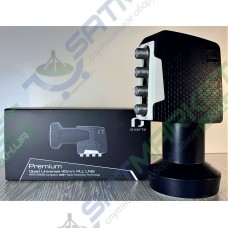 LNB4x (Inverto Universal Quad LNB BLACK Premium (IDLP-QDL410-PREMU-OPN))