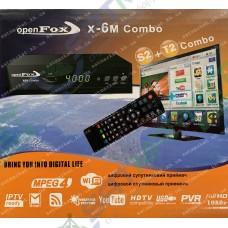 OpenFox S2 X-6 METAL COMBO (S2+T2)