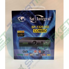 Sat-Integral SP-1329 HD COMBO