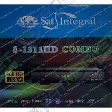 Sat-integral COMBO S-1311 HD