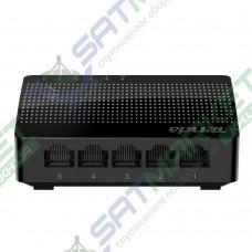Сетевой SWITCH TENDA SG105 (5-PORT Gigabit Switch Black )