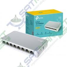 Сетевой SWITCH TP-LINK TL-SF1008D (8-PORT 10/100Mbps)
