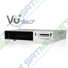 Galaxy Innovations Vu+ Solo 2 WE (белый копрус, два пульта)