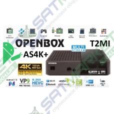 Openbox AS4K Plus