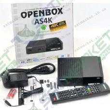 Openbox AS4K (гар. 3 месяца)