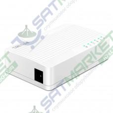Сетевой SWITCH TENDA S105 (5-PORT 10/100Mbps)