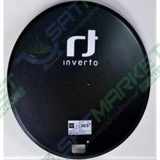 Спутниковая антенна Inverto 0,8 (INVERTO ALCF82 az/offset black) алюминиевая черная