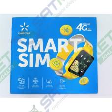 Стартовий пакет Київстар «SMART SIM» (сім пара)