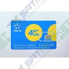 Стартовий пакет 4G інтернет безлімітний (No Limits)