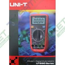 Цифровой мультиметр UNI-T UT-890D (12-1048)