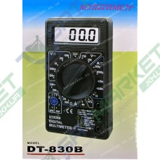 Цифровой мультиметр DT830B (12-1101)